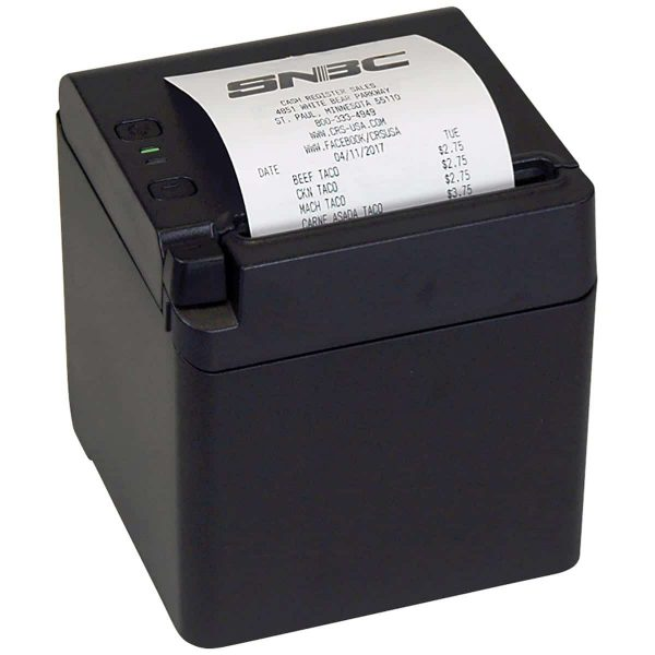 SNBC BTP-S80 Thermal Printer - (USB/Serial/Ethernet)