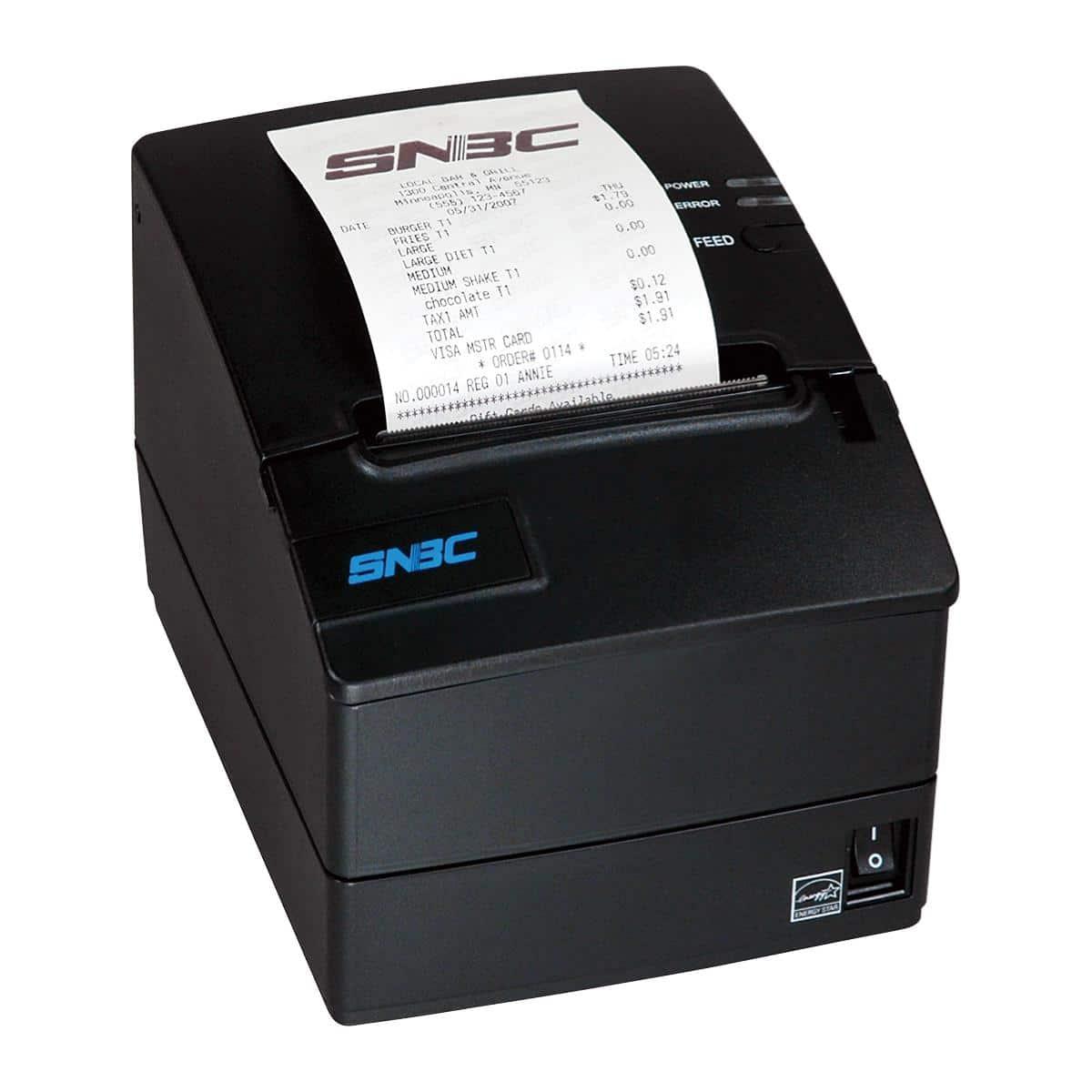 SNBC Printer BTP-R980III USB+Serial+Ethernet