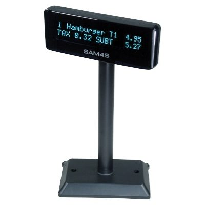 Sam4s Pole Display - Serial